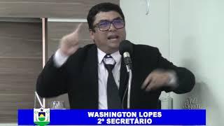Washington Moura pronunciamento 18 10 2018