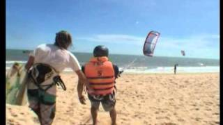 Kite surfing  SchooI in Vietnam - Mui ne - C2Sky Kite Center