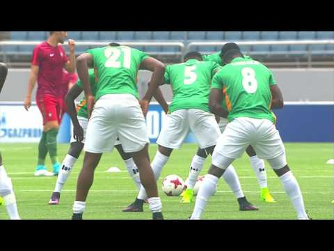 2017 FIFA U-20; Costa Rica vs Zambia LIVE on ST World Football!
