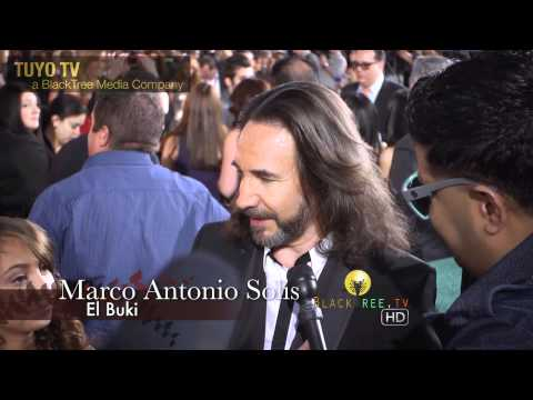 2011 Latin GRAMMY Awards with the legendary Marco Antonio Solis | TuYo TV