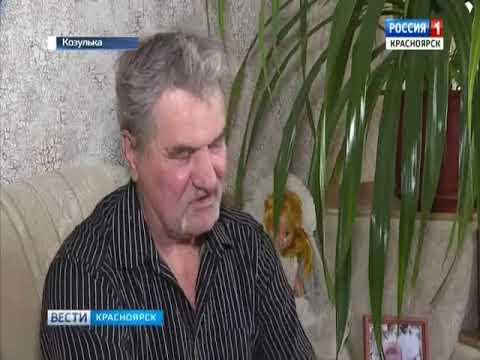 Необычный резчик живёт в посёлке Козулька