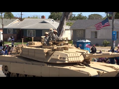 Armed Forces Day Parade 2016 Torrance California