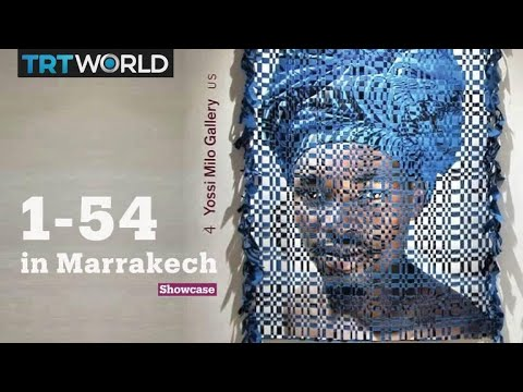 1-54 Contemporary African Art Fair in Morocco | Exhibitions | Showcase