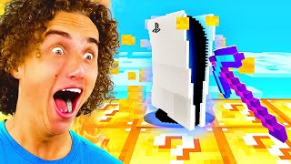 I Bought Everything That I Got From A Lucky Block (Minecraft)
