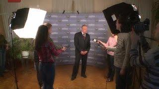 Губернатор Сергей Митин провел аппаратное совещание в правительстве Новгородской области