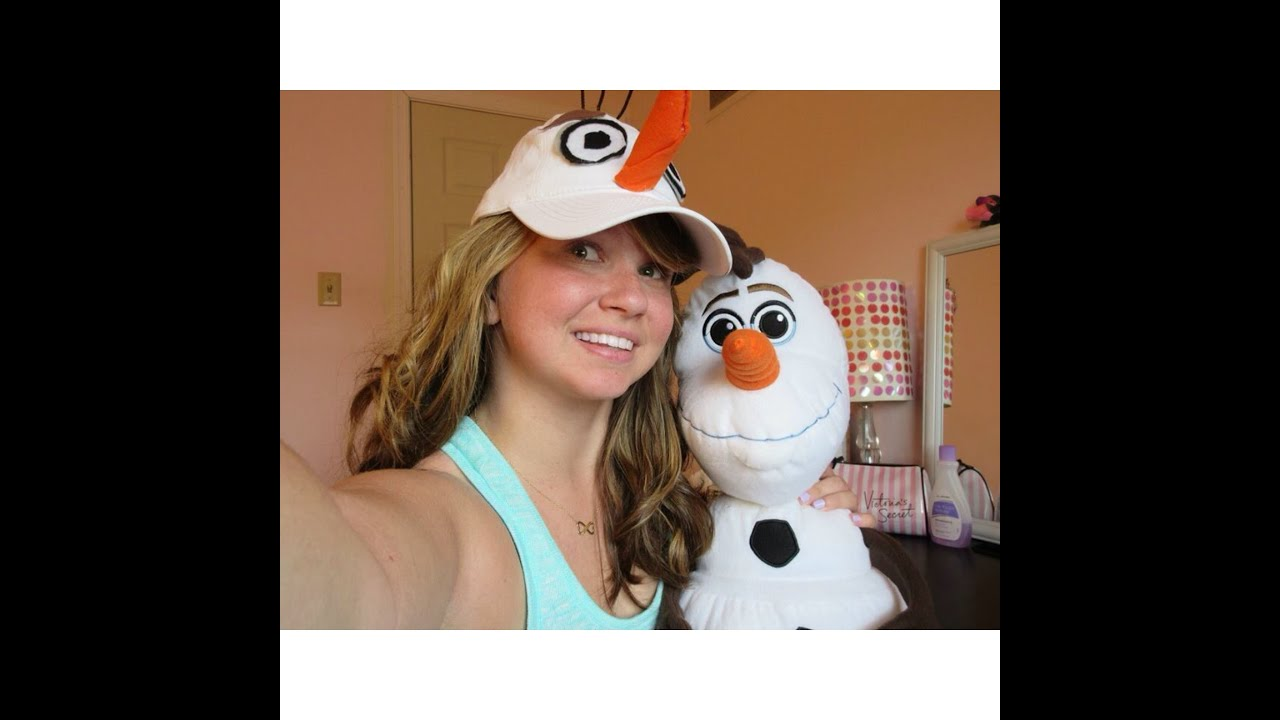 Diy easy simple olaf costume youtube diy easy simple olaf costume solutioingenieria Image collections