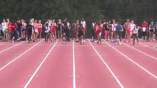 Return to editing 2014 Ottawa Summer Twilight #3 - Heat 4 of the 100m