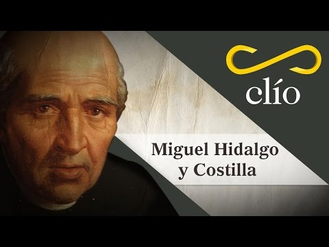 Minibiografía. Miguel Hidalgo y Costilla