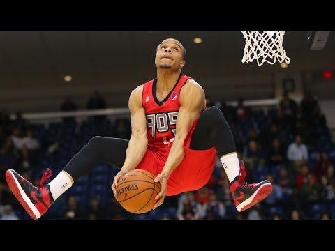 5-Foot-10 John Jordan Wins 2016 NBA D-League Slam Dunk Contest!
