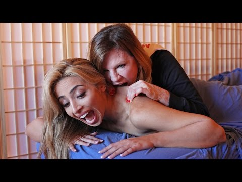 MY FIRST TIME: Bite My Butt Massage