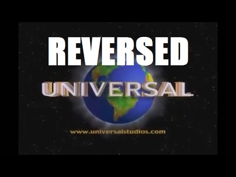 *REVERSED* My Cover of the Universal Song