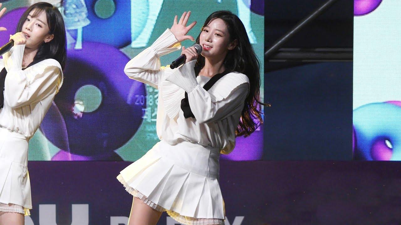 [4K]  BerryGood 베리굿  - Angel 엔젤 (강남 ...