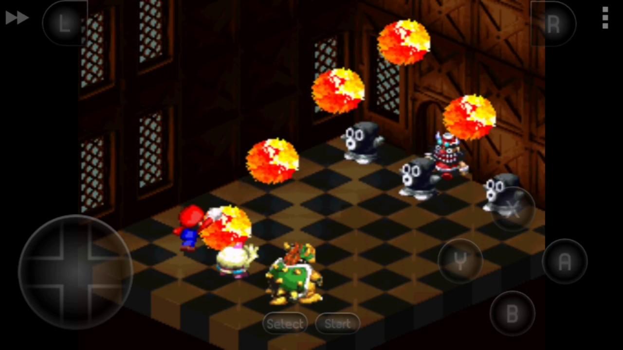 50k Channel Views Special - Super Mario Rpg Armageddon Hidden Booster Fight  (V9 Beta Gameplay)