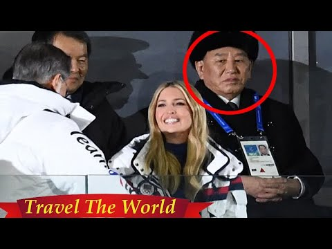 Ivanka Trump shares a box with North Korea at the Olympics  - Travel Guide vs Booking