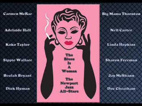 Blues is a Woman - Newport Jazz Festival. 1980