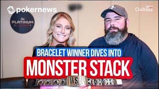 3X WSOP Bracelet Winner Ryan Leng Dives Into Monster Stack
