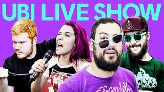 Ubi Live Show: Trailer de Lançamento
