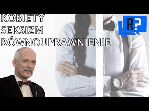 JANUSZ KORWIN-MIKKE O KOBIETACH #1 ROZMOWA POLITYCZNA