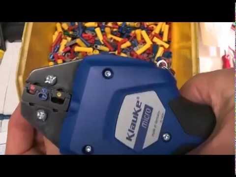 Klauke EK 50ML - A Totally Awesome Crimp Tool!