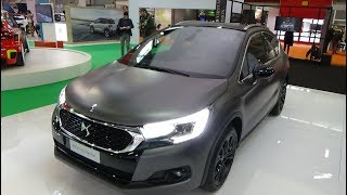 2018 DS 4 Crossback Moondust - Exterior and Interior - Bologna Motor Show 2017