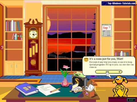 "Microsoft BOB - A tour of Microsoft's forgotten desktop ""enhancement"""