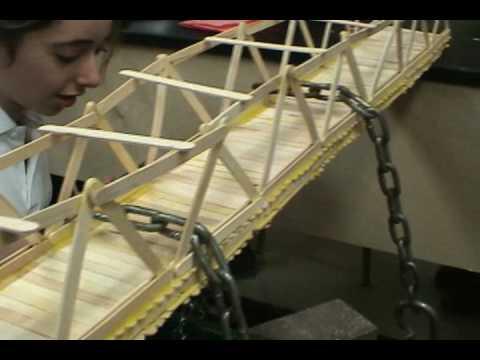 Destruction massive des ponts youtube - Petit pont en bois ...