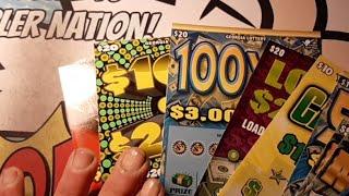 Monopoly! 100X! Scratchnfish & Gambler. 😎💜