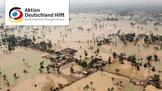 Flut und Überschwemmung Pakistan: Spenden dringend benötigt!