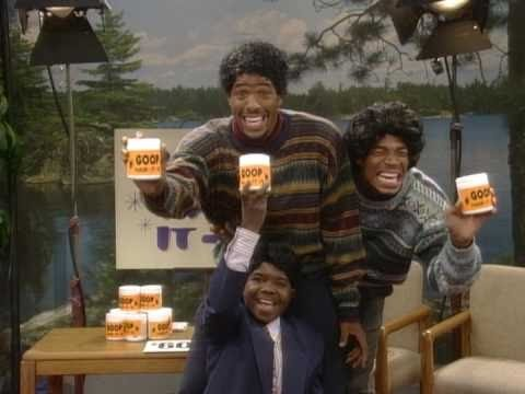The Wayans Brothers Goop Hair It Is YouTube