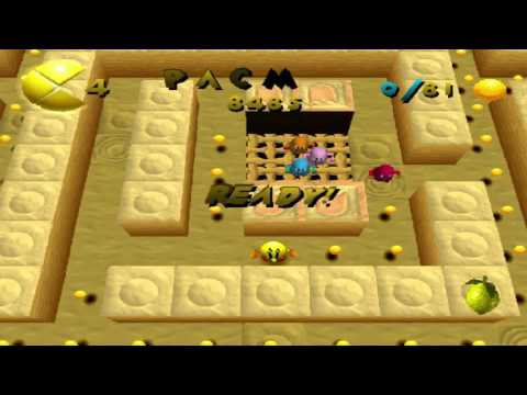Pac-Man World playthrough part 5