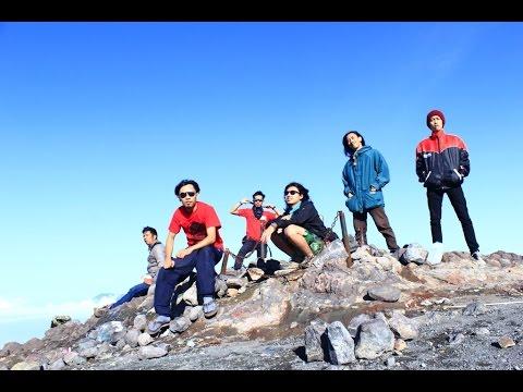 Pendakian Gunung Merapi ( Bukit tinggi Sumbar )