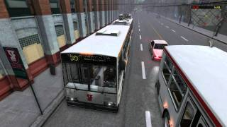 Bus-Tram-Cable Car Simulator