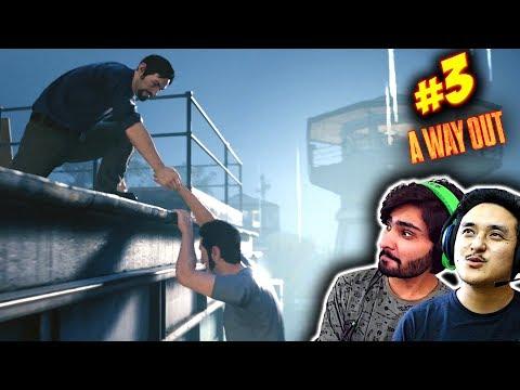 A WAY OUT Hindi Gameplay Walkthrough Part...