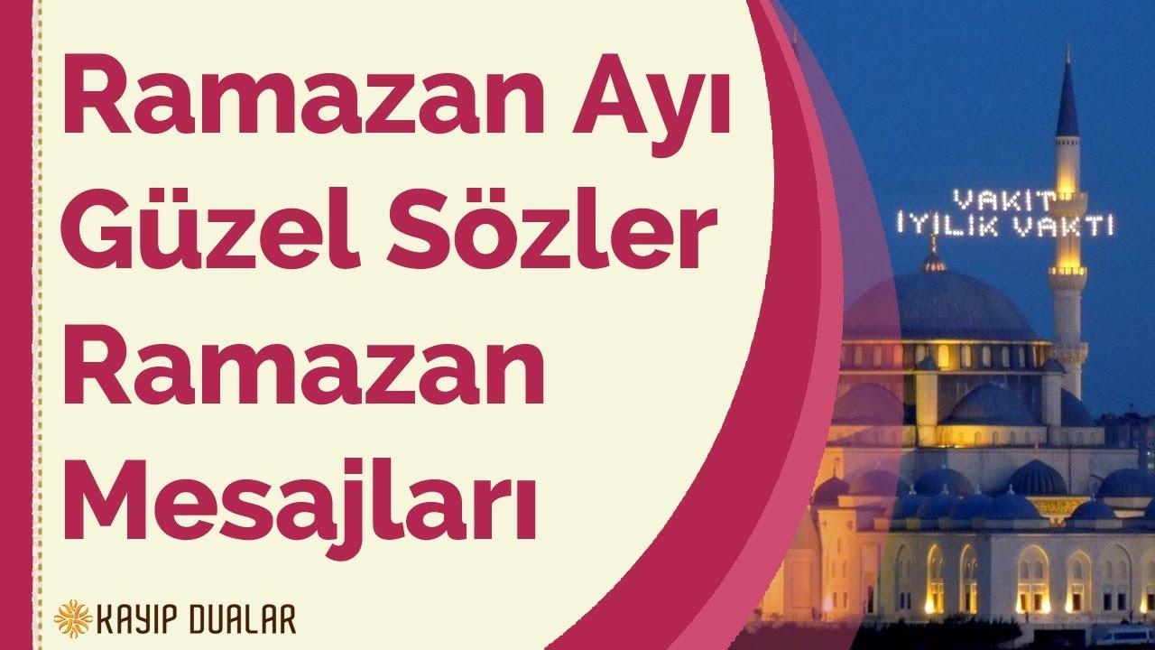 Hoşgeldin Ya Şehr-i Ramazan 🌹 Hoşgeldin 11 ayın sultanı Ramazan ayı 🌹 Ramazan ayı mesajları 2021🌹