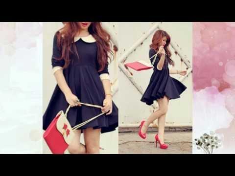 Кружевное Короткое Платье - 2017 - Мода - Стиль / Lace Short Dress