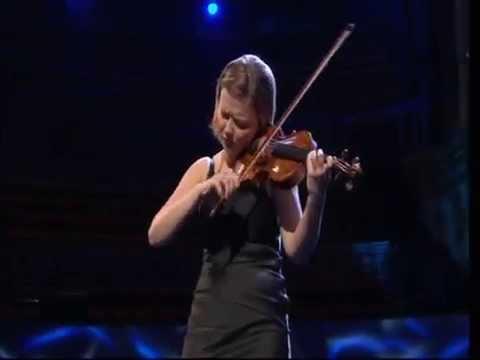 Alina Ibragimova Bach Sonata No. 1 - Presto