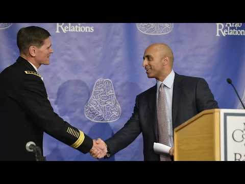 Ambassador Yousef Al Otaiba and CENTCOM Commander Gen. Votel Highlights Bilateral Defense Ties