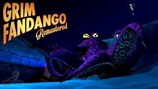 Grim Fandango Part 9 | Point And Click Game Let