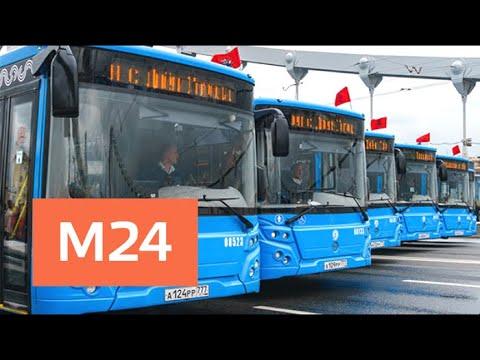 Столичные автобусы освободят от турникетов - Москва 24