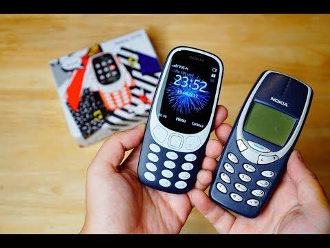 รีวิว Nokia 3310 : 2017 Edition การกลับมาของตำนานอันยิ่งใหญ่