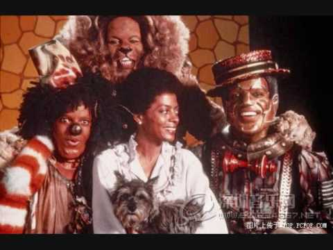 EASE ON DOWN THE ROAD - MICHAEL JACKSON & DIANA ROSS (FROM THE WIZ) W/ LYRICS
