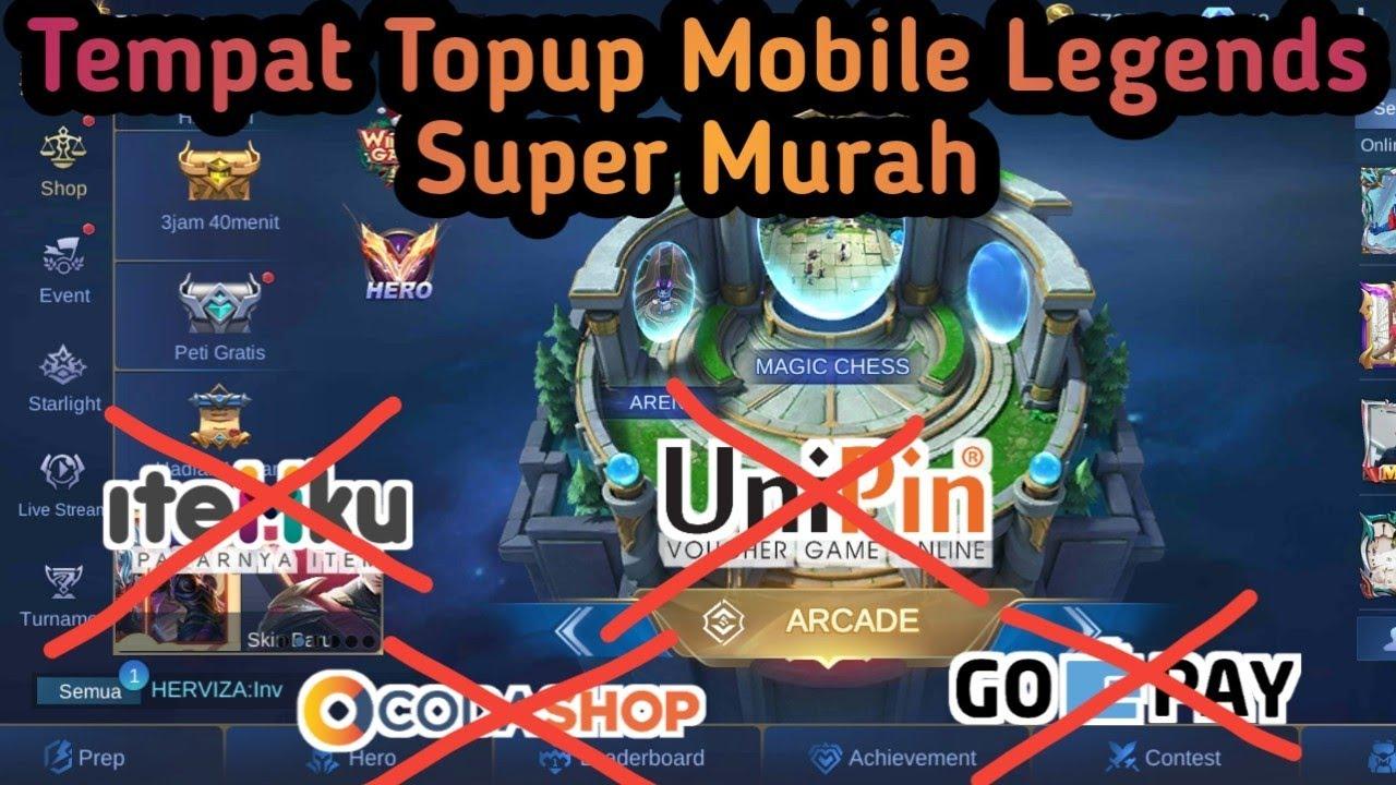 48+ Mod Mobile Legend Unlimited Diamond 2021 Gratis Terbaru