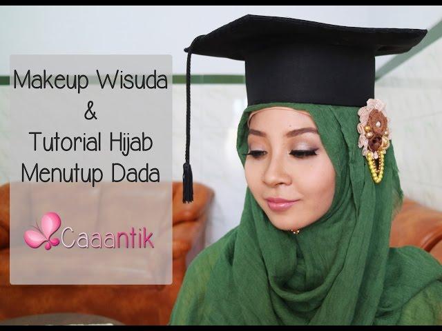 Tutorial Hijab Syar I Untuk Wisuda Terbaru Dan Kekinian Hijabyuk Com