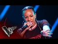 Shakira Lueshing Performs Freak Of The Week Blind Auditions 5 The Voice UK 2017 mp3