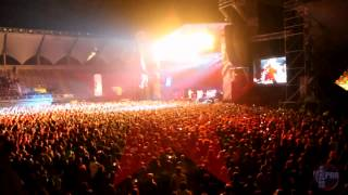 Rage Against The Machine - Testify - CHILE 2010 (MULTICAM PÚBLICO) - OPENING -