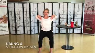 Office Yoga Teil 2 Nacken