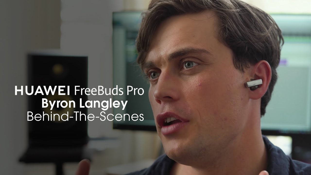 """HUAWEI FreeBuds Pro - Behind-The-Scenes of """"Better When Together"""""""