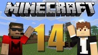 Plantação de cana com sensor de luz solar! - Minecraft Em busca da casa automática #14