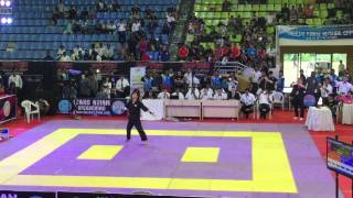WAKO ASIAN KICKBOXING 踢拳 Champion 2015 INDIA WAKO MACAU Musical form 極限武術台北冠軍