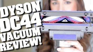 Dyson DC44 Review | Digital Slim 'Animal' Cordless Vacuum: Clean My Space